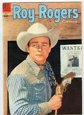 1955 Dell Comic #88 ROY ROGERS Comics FN-!!! John Buscema art!!!