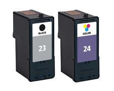 Lexmark 23 & 24 Compatible X4350 X4500 Cartouches D'encre D'imprimante