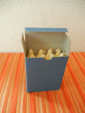 8 Original Swiss Army Candles for Folding Lantern Camping military B 1974 TOP