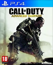 Call of Duty Advanced Warfare PS4 Playstation 4 ** GRATIS UK FRANQUEO **