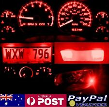 Red Full LED Conversion Kit (ALL LIGHTS) Mitsubishi Lancer Mirage CA CB CC CE