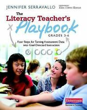 The Literacy Teacher's Playbook, Grades 3-6 : Four Steps for Turning...