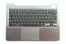 New Samsung NP530U3C NP530U3B NP535U3C UK Keyboard Palmrest Touchpad BA75-03712A