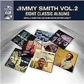 Jimmy Smith - Eight Classic Albums, Vol. 2 (4xCD 2012) NEW SEALED