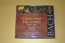 Bach - Christmas Oratorio BWV248 / Helmuth Rilling / Hänssler / 3CD Box / Rar