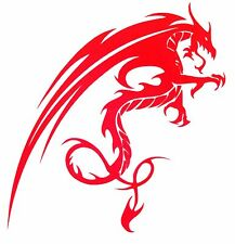 Dragon Cool Vinyl Decal for Car Truck Wall Laptop Window Motorcycle