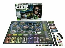 Hasbro Clue Secrets & Spies Board Game NEW Sealed Age: 19 & up 2-6 Players 2009
