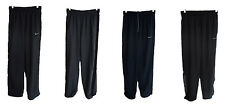 Nike Hind Mens Teen Boys Athletic Pants Dri-Fit Black Gray Blue Lot Size S Small