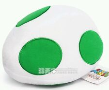 SUPER MARIO BROS. UOVO YOSHI PELUCHE Plush Kart Egg Party Ouef Wii U New