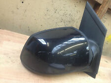 FORD FOCUS MK3 2004 2005 2006 DRIVERS SIDE WING DOOR MIRROR IN BLACK - USED