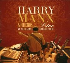 Live at the Glenn Gould Studio [Digipak] by Harry Manx (CD, May-2010, Dog My...