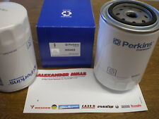 Perkins Engine Oil Filter 2pk Case IH New Holland Massey JCB MatbroTerex 2654403