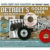 CD Various Artists - Detroit's Golden Soul (The Ron Murphy Masters, 2010) (New)