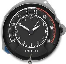 NEW 68 69 70 B-Body Rallye Dash Tic Toc Tach Clock Super Bee GTX Charger Mopar