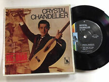 Vic Dana Crystal Chandelier EXc Liberty Label EP 7`` Record