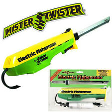 Mister Twister Electric Fisherman Fillet Knife Corded Fish Crappie New MT-1201