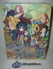 Phantom Brave PC: Chroma Limited Collector's Edition w/ Steam Key (PC 2016) NEW!