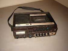 MARANTZ 2-SPEED 3 HEAD SYSTEM PMD 220 CASSETTE RECORDER