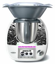 Thermomix TM5 Sticker Decal  (Code: Texture 05)