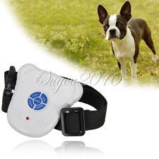Collar Ultrasónico Ladridos Mascotas Perros Collar Cuello Control De Sonido