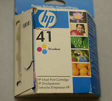 (PRL) HP 41 ORIGINALE CARTUCCIA INCHIOSTRO INK CARTRIDGE TRI-COLOUR 51641AE COL.