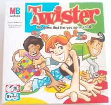 TWISTER Adults and Children's Party Game MB 2004 Complete