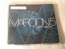 MAROON 5 - HARDER TO BREATHE - UK CD SINGLE