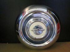 VINTAGE 1953/54 OLDSMOBILE SUPER HUBCAP / RAT ROD DOG DISH STYLE