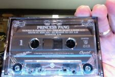 Princess Pang- self titled- used cassette- nice shape- no insert card- new case