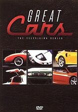 Great Cars Collection - The Television Series Corvette / Mustang, Cobra, GT-40