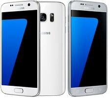 Brand New Samsung Galaxy S7 WHITE Lte 32GB Unlocked Smart Phone-1Year Wty+6GIFTS