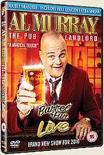 Al Murray - Barrel Of Fun - Live (DVD, 2010) freepost three4two bonus features