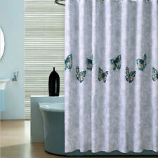 Elegant Waterproof Curtain for Bathroom Products Butterfly Shower Curtain