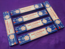 6x Export Quality Original Satya Sai Baba Nag Champa Agarbatti Incense Sticks15g