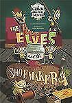 The Elves and the Shoemaker: A Grimm Graphic Novel (Graphic Spin)-ExLibrary