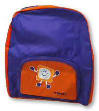 Vtech VSmile Backpack, V.Smile Orange & Purple Backpack, New!