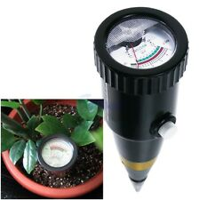 Soil PH Level Moisture Light Meter Tester Plant Crop Flower Hydroponics Analyzer
