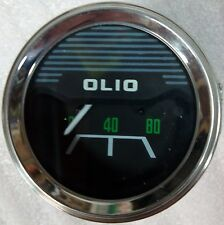 MANOMETRE PRESSION HUILE VEGLIA TYPE 12 VOLTS MANÓMETRO OIL PRESSURE GAUGE FIAT