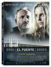 THE BRIDGE (Bron/broen) Season Series 1 **Blu Ray B** English Sub Sofia Helin