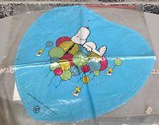 Vintage Snoopy Peanuts Super Balloon 1965 Rare Sealed