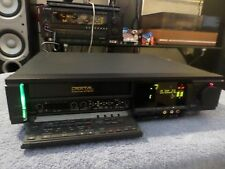 Nice Rare Working Professional NEC DS-8500U Super S-VHS Editing Player W/ Box US