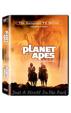 Planet of the Apes: Complete SciFi TV Series Collection Boxed DVD Set NEW!
