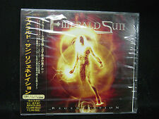 EMERALD SUN Regeneration+2 JAPAN CD Helloween Gamma Ray Eagleheart Stratovarius
