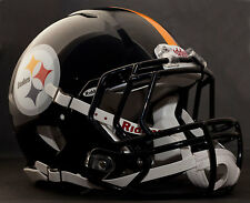 PITTSBURGH STEELERS NFL Riddell SPEED Football Helmet (with S2EG Facemask)