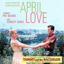 April Love/Tammy and the Bachelor by Pat Boone (CD, Mar-2008, Sepia Records)