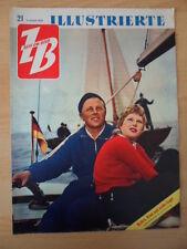 ZEIT IM BILD 21/1958 ** Ostseewoche Sieben Länder einem Meer Nachts kam Flucht