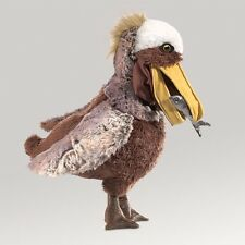 PELICAN PUPPET # 3062 ~ Just Released 2015! ~ FREE SHIP/ USA ~ Folkmanis Puppets