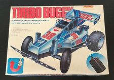 SUNCON TOYS 1986# RARE TURBO BUGGY   1:18 R/C RADIO CONTROLLED#NIB