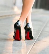 "Red Bottoms DIY Red Soles Pumps Enhancer ""Dress Up Your Shoes"""
