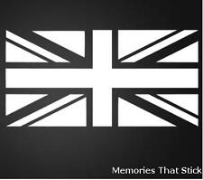 UNION JACK FLAG Funny Car Window Bumper JDM VW VAG EURO Vinyl Decal Sticker